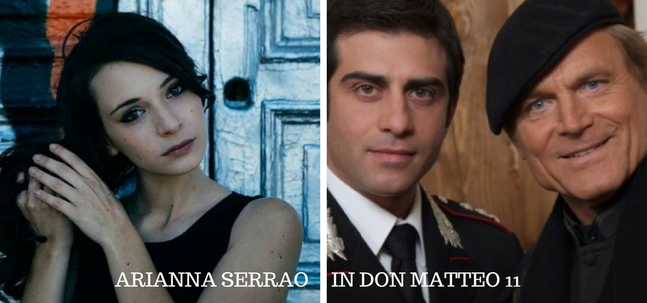 Arianna Serrao attrice YD'Actors in Don MAtteo 11