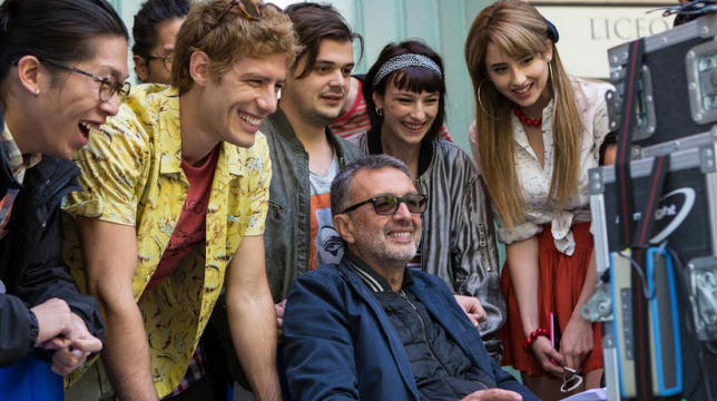 Cast Classe Z con Guido Chiesa e Alice Pagani Attrice YD'Actors