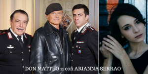 ARIANNA SERRAO ATTRICE YD'ACTORS - DON MATTEO 11!